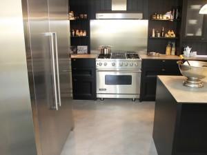 Microcemento : Diseños recomendados para un piso.