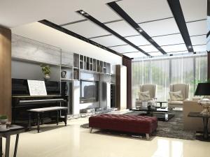 Ideas para decorar con distintos fabricantes de microcemento