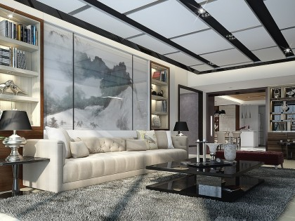 Microhormigon: Las nuevas tendencias en decoración de interiores en 2016.